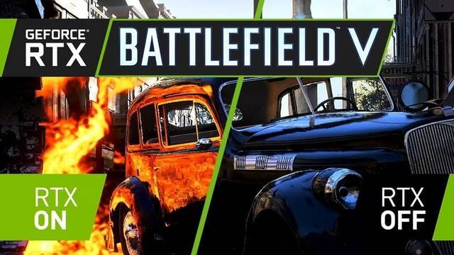 Comparativa: Así se ve Battlefield V con y sin RTX, la nueva tecnología de NVIDIA