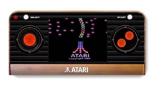 Atari 2600 tendrá una versión portátil estas navidades