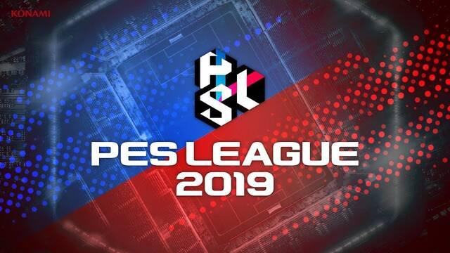 La PES League 2019 comenzará el 20 de septiembre