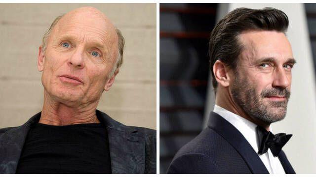 Jon Hamm y Ed Harris se unen a 'Top Gun: Maverick'