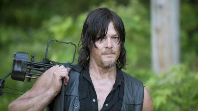 TWD: Daryl Dixon luchará con dos ágiles cuchillos en la temporada 9