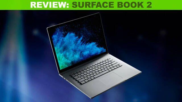 Surface Book 2: Un todoterreno de alta gama