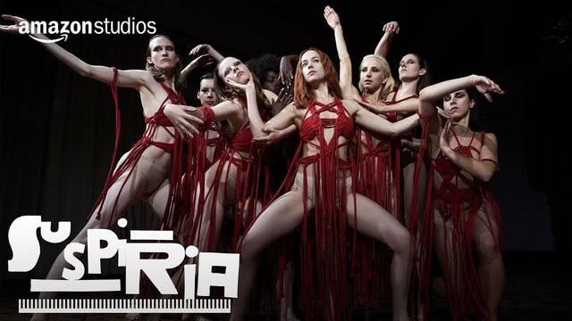 Así es el aterrador tráiler de 'Suspiria', protagonizada por Dakota Johnson