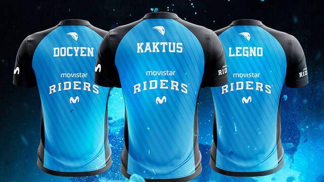 Movistar Riders ficha nuevo talento para Rainbow Six: Siege