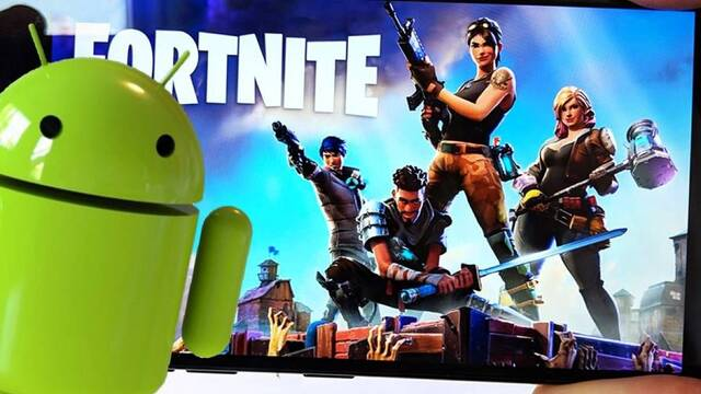 El instalador de Fortnite para Android dejó abierto un acceso al malware