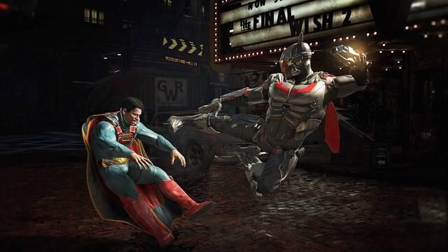 Denuvo es el causante de problemas de rendimiento en Injustice 2 según CODEX