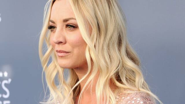 Kaley Cuoco emocionada por el final de 'The Big Bang Theory'