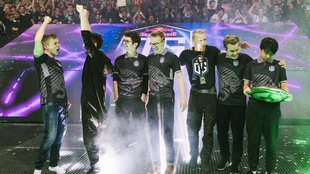The International 8 rozó los 15 millones de espectadores en su final