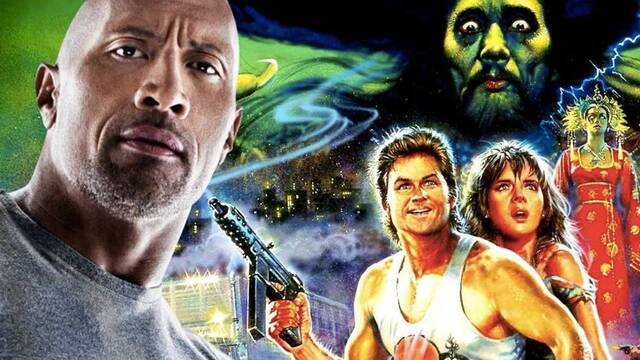 Golpe en la pequeña China con Dwayne Johnson no será un remake