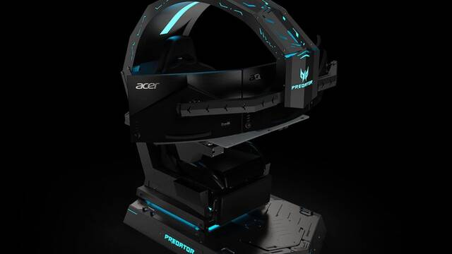 Acer presenta una silla gamer digna de Juego de Tronos
