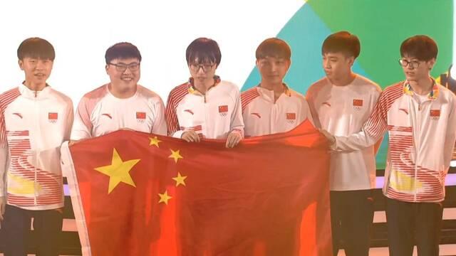 China vence a Corea y se hace con los Juegos Asiáticos de League of Legends