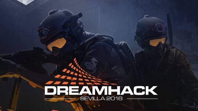 CS:GO será uno de los juegos oficiales de Dreamcup en DreamHack Sevilla 2018