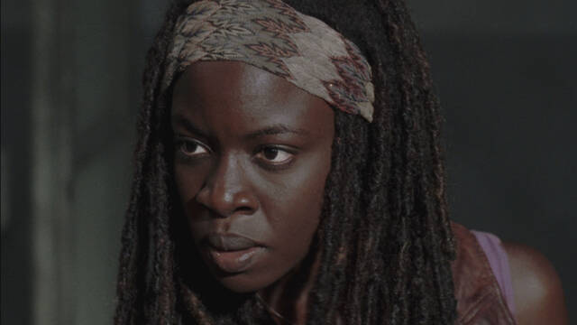 Michonne tendrá una 'posición de poder' en 'The Walking Dead'