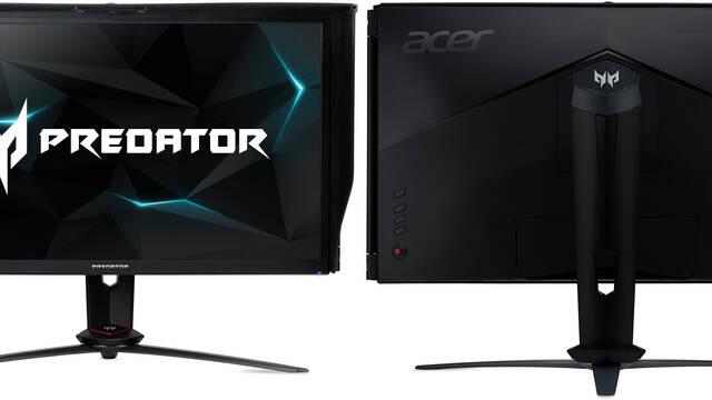 """Acer presenta sus nuevos monitores de 27"""""""