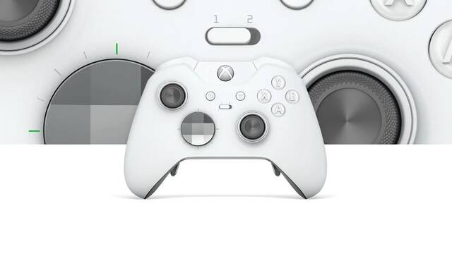 Microsoft lanzará un mando Xbox One Elite blanco