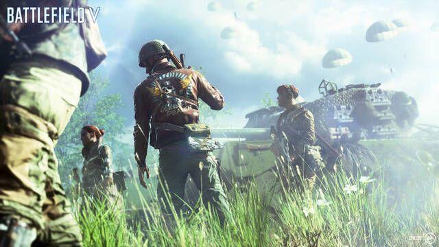 Primeros gameplays puros de Battlefield V con la tecnología RTX