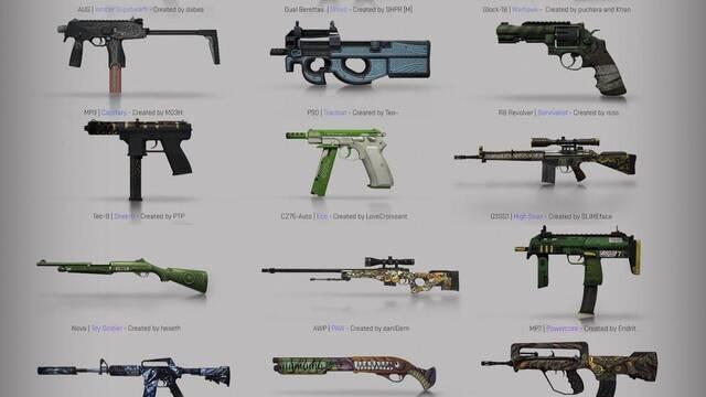 Estas son todas las skins y cuchillos de la nueva caja Horizon de CS:GO