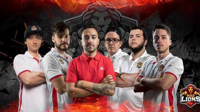 MAD Lions ficha a Musamban1, Dragunov, Naow y HumanZ