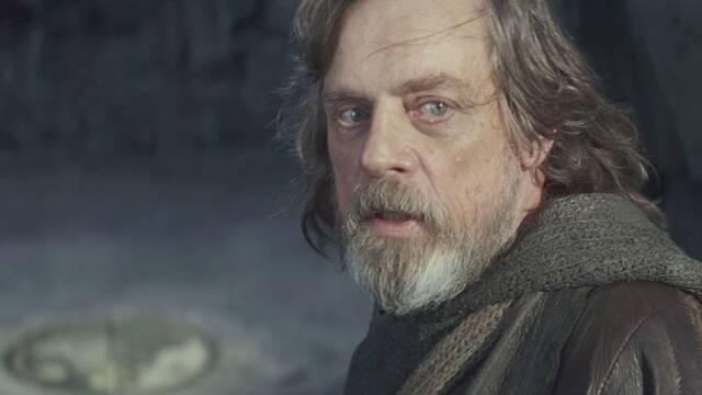 Mark Hamill no entiende por qué Luke se rindió en Los últimos Jedi