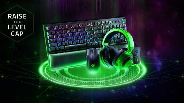 Razer presenta nuevos auriculares, teclado mecánico y ratón inalámbrico