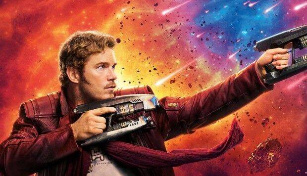 'Vengadores: Infinity War': Comparan a Star-Lord con Peter Pan