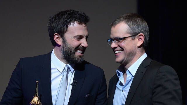 Ben Affleck y Matt Damon otra vez juntos en una película
