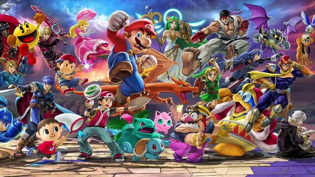 Super Smash Bros. Ultimate tendrá un Direct el 8 de agosto