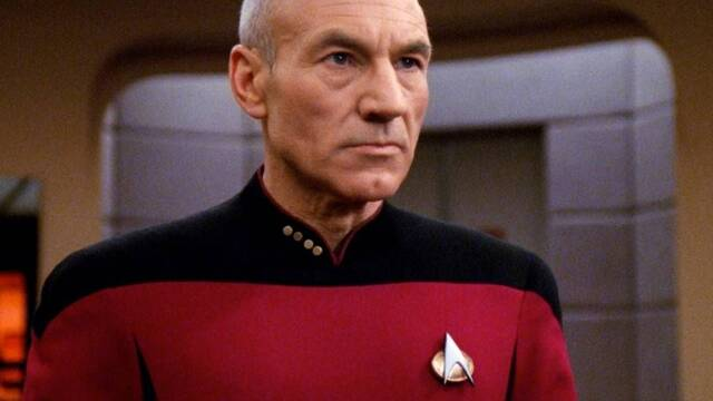 Patrick Stewart volverá a ser el Capitán Picard en Star Trek