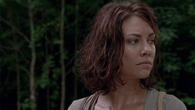 Revelado cuál será el nombre del bebé de Maggie en 'The Walking Dead'