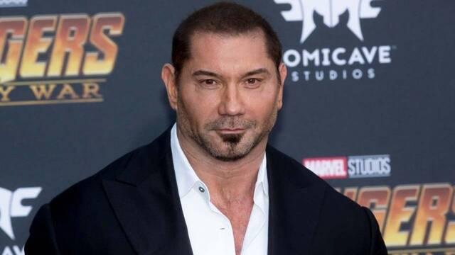 Dave Bautista amenaza con abandonar Marvel Studios