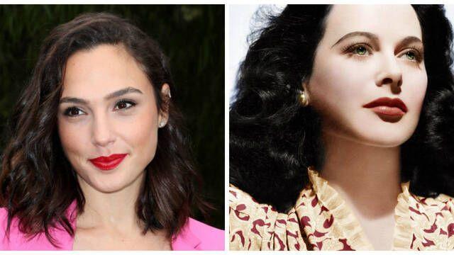 Gal Gadot podría dar vida a Hedy Lamarr en una serie de Showtime