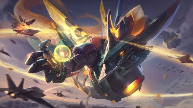 Estas son las 5 skin que vendrán con el parche 8.16 de League of Legends