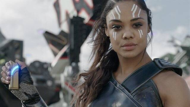 La peluca de Tessa Thompson en 'Thor: Ragnarok' costó 10.000 dólares