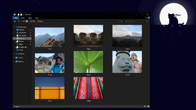 """Windows 10 tendrá un """"Modo Oscuro Instantáneo"""" en sus próximas versiones"""