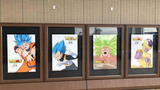 'Broly': Así es el aspecto Super Saiyan Azul de Goku y Vegeta