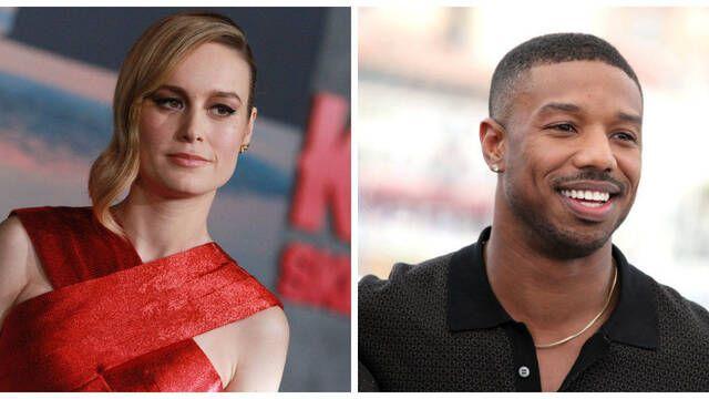 Brie Larson y Michael B. Jordan protagonizarán 'Just Mercy'