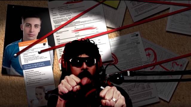 Dr. Disrespect estará en el reveal de CoD: Modern Warfare y amenaza a una estrella de CSGO