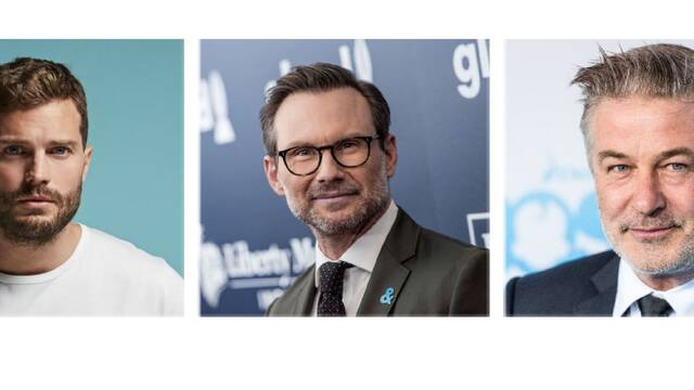 Jamie Dornan, Alec Baldwin y Christian Slater protagonizan Dr. Death