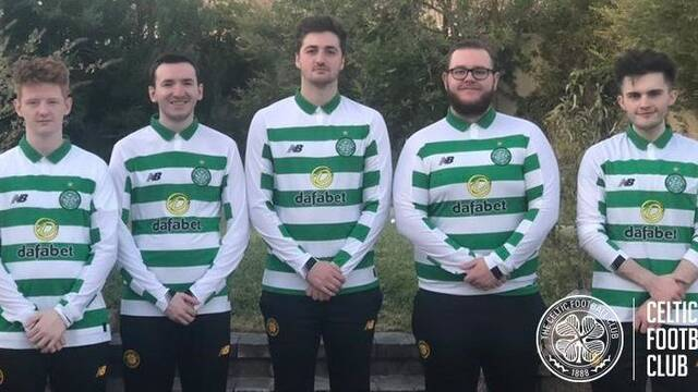 El Celtic Football Club competirá en la Call of Duty World League Championship