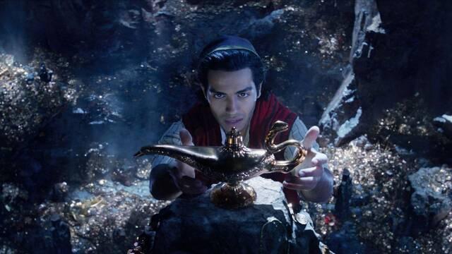 Aladdin 2 Disney estaría trabajando ya en la secuela