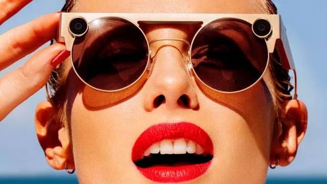 Los creadores de Snapchat presentan sus nuevas gafas de realidad aumentada: Spectacles 3