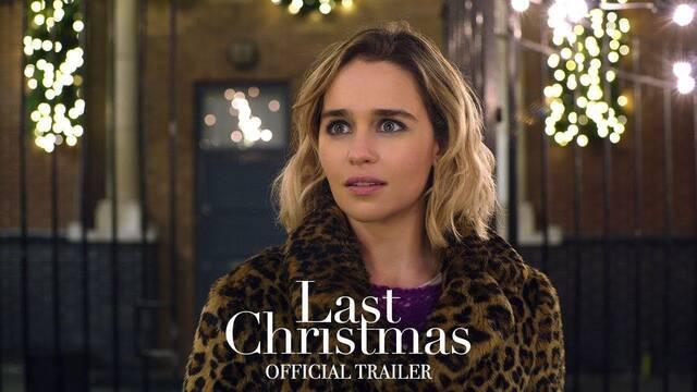 Emilia Clarke y Henry Golding se enamoran en Last Christmas