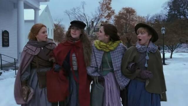 Mujercitas de Greta Gerwig debuta con su primer tráiler
