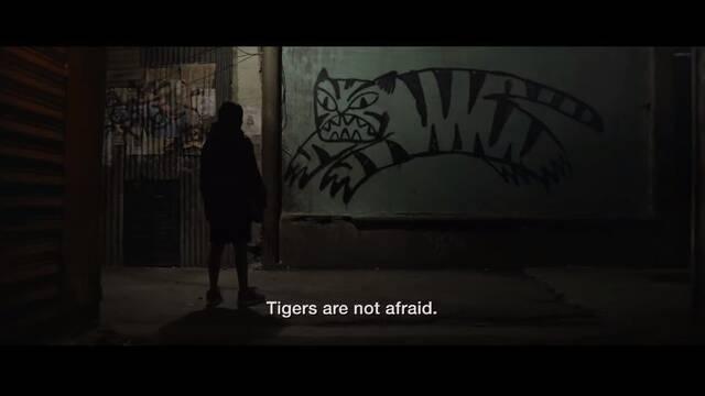 Stephen King y Guillermo del Toro recomiendan Tigers Are Not Afraid