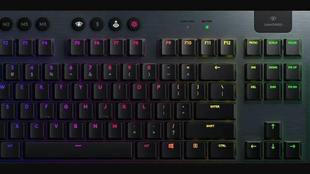 Logitech G anuncia sus dos nuevos teclados mecánicos para jugar