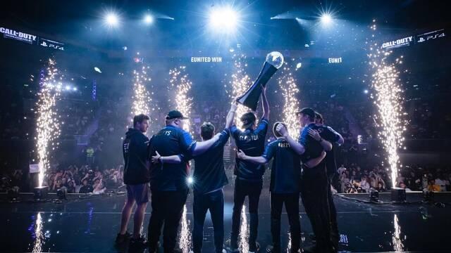 eUnited se alza con el CWL Championship 2019