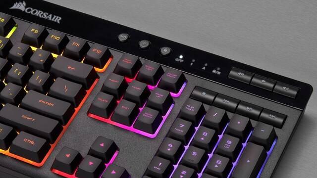 Gamescom: Corsair lanza el teclado para jugar K57 RGB Wireless