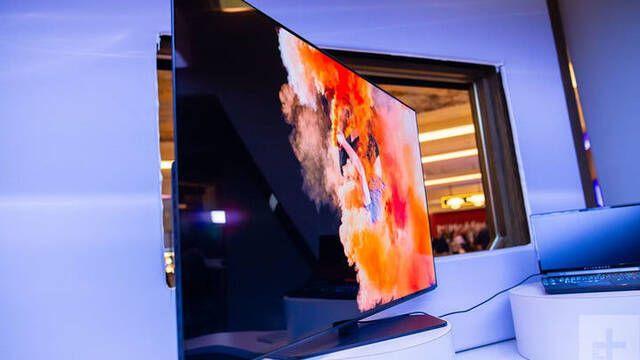 """El monitor 4K de 55"""" de Alienware saldrá a la venta por 3999 dólares"""