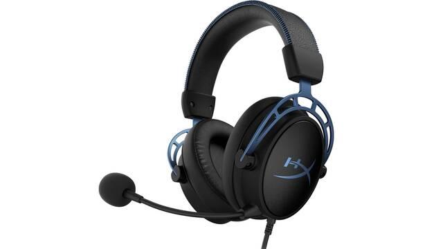 Gamescom 2019: HyperX lanza sus nuevos auriculares Cloud Alpha S con 7.1