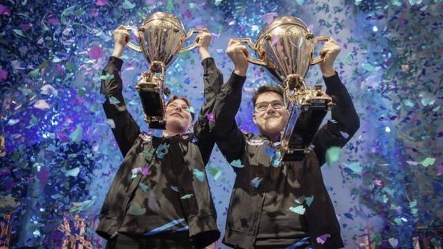 El dúo que ganó la Fortnite World Cup se separa
